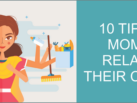 10 tips for moms to relaunch their careers