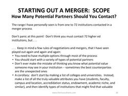 College Mergers_Kimball April 10-26
