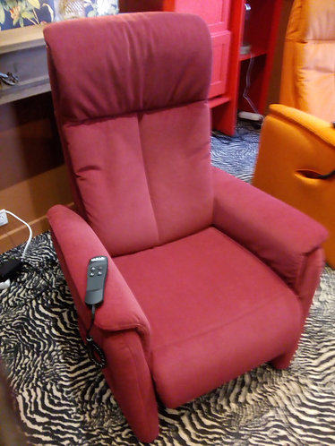fauteuil de relaxation avec aide au lever soldé