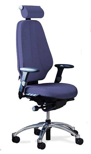 fauteuil ergonomique prescrit par la médecine du travail et ergonomes.