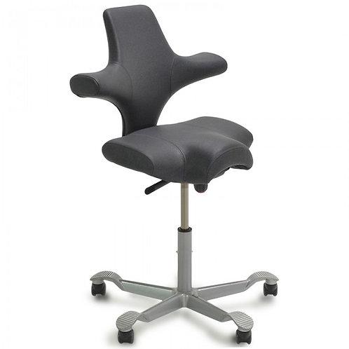 Siège CAPISCO assis ou assis-debout profondeur assise réglable