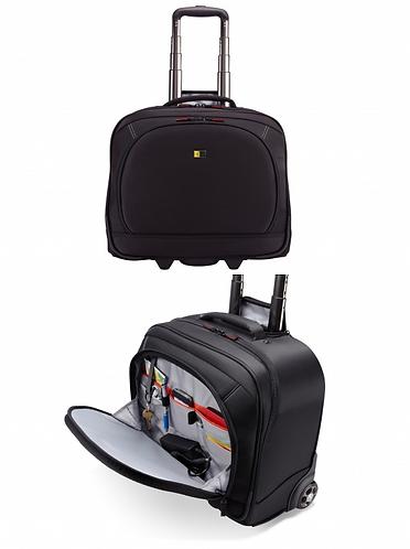 Valise à roulettes ergonomique détail
