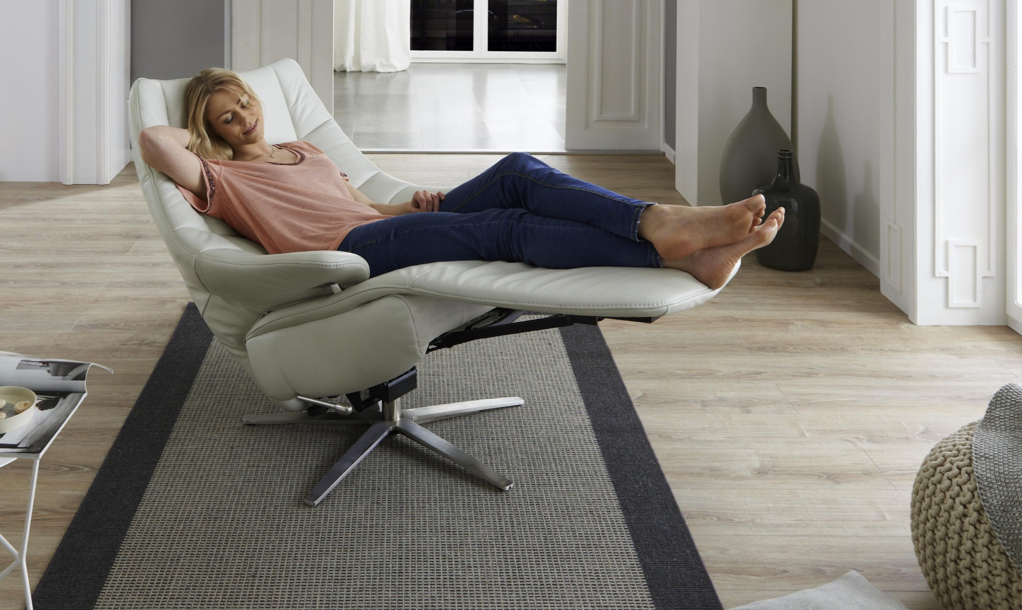 Essayage Fauteuil Relaxation
