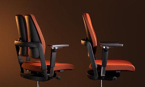 Siège ergonomique XILIUM Duo-Back