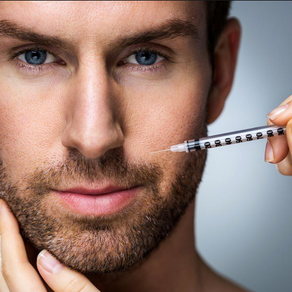 Men & Botox - If your not getting it you may be behind the curve.