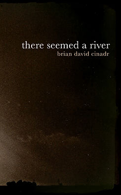 there seemed a river by brian david cinadr