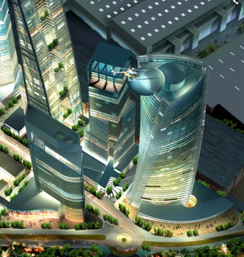 CROCUS TOWER - MOSCOW, RUSSIA
