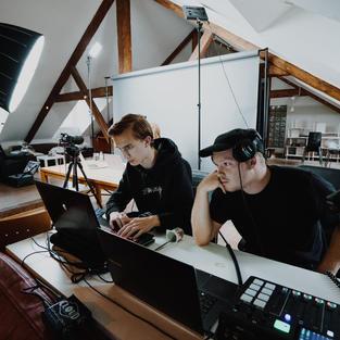 Streaming fra studio