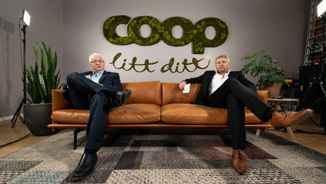 Årsmøte med COOP