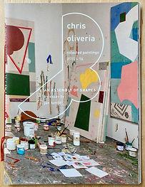 Chris Oliveria & Jan Tumlir, Chris Oliveria:Selected Paintings 2015–16