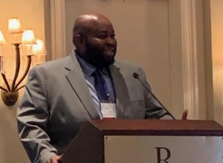 Rodney Robinson - National Teacher of the Year!