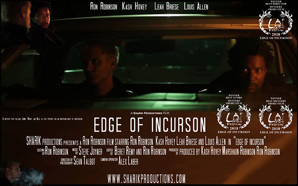 edge of incursion with winning laurels(1