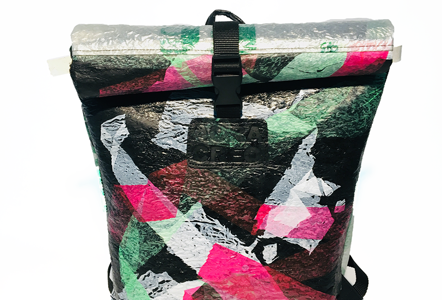 Neo Punk - Commuter backpack
