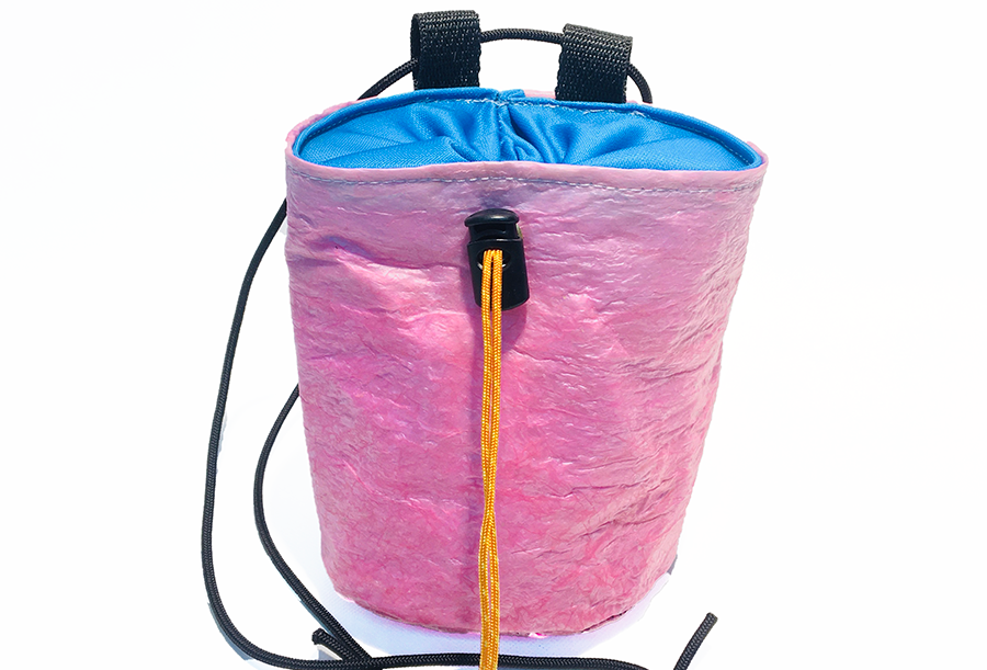 Pink- Magneto chalk bag