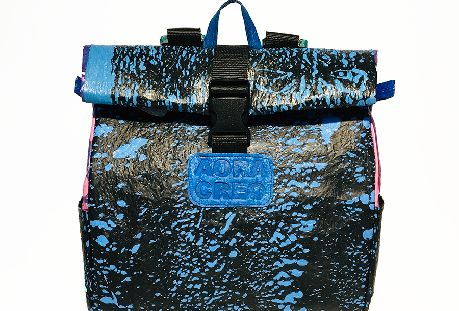 Blue poison dart - Amigos lite backpack