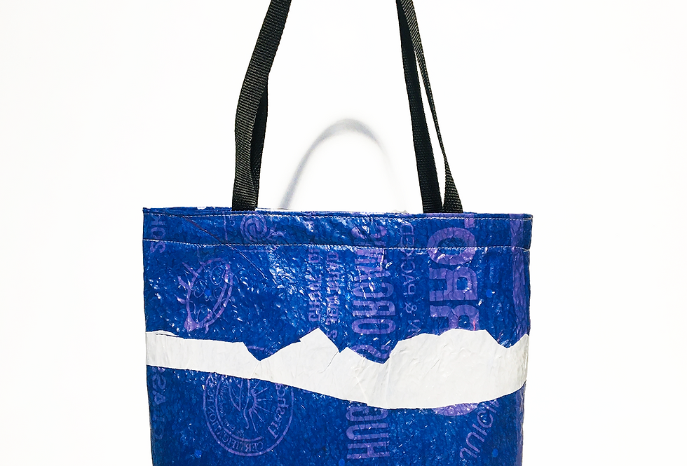Purple mountains - Tote bag