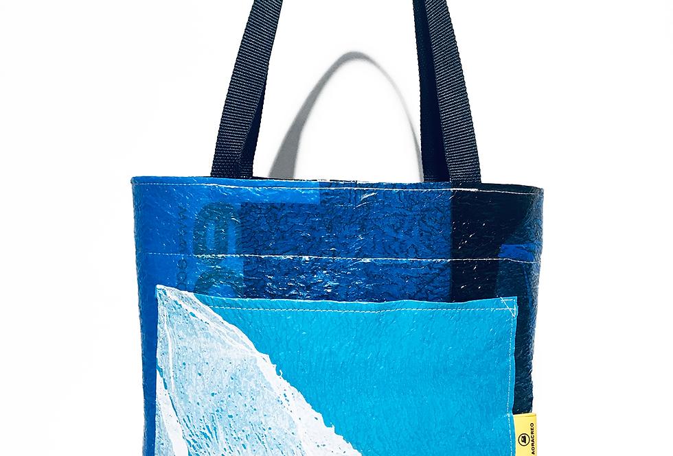 Blue still - Tote bag