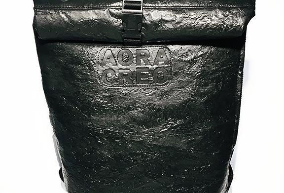 Noir - Creative commuter backpack