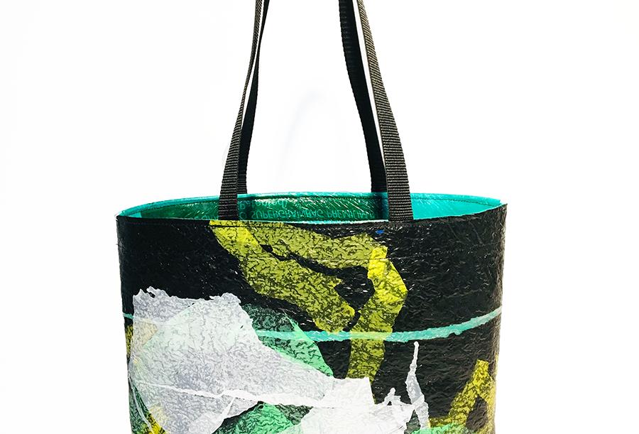 Algae II - Tote bag
