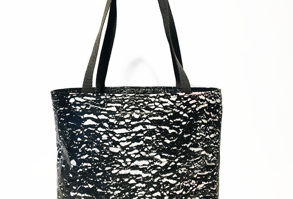 Black corroboree - Tote bag