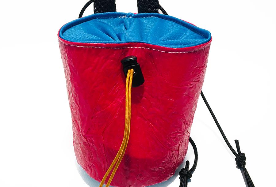 Fuchsia - Magneto chalk bag