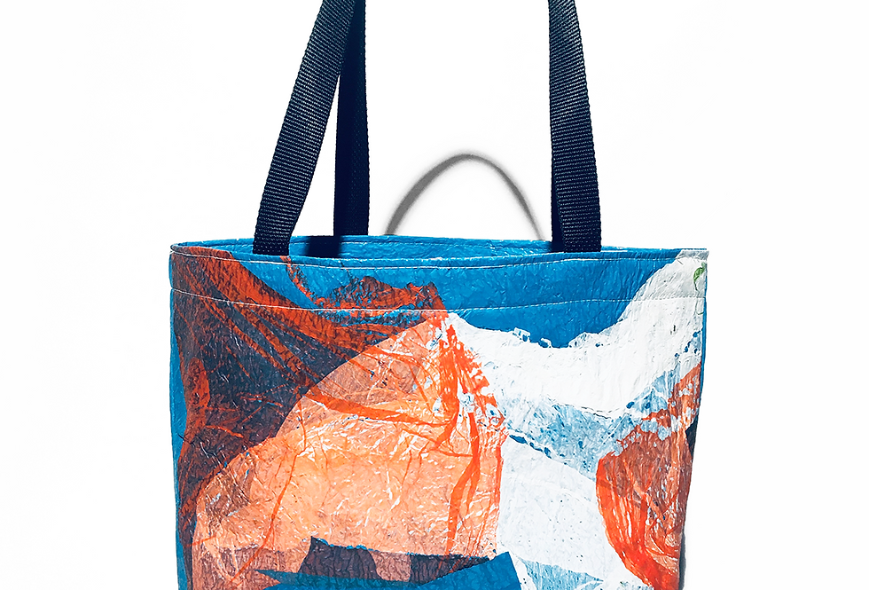 Fire, water and ice - Tote bag