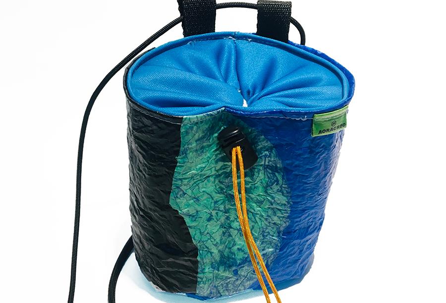 Blue green- Magneto chalk bag