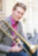 Peter Steiner, trombone
