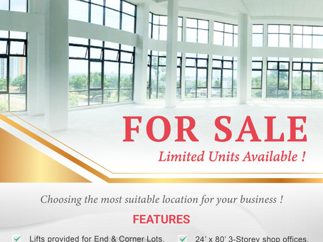 Ponderosa Avenue - FOR SALE !!! LIMITED UNITS AVAILABLE