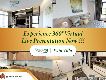 Experience 360° Virtual Live Presentation Now !!!