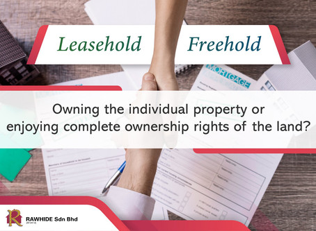 Owning The Individual Property Or Enjoying Complete Ownership Rights Of The Land?