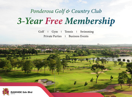 ⛳ Ponderosa Golf & Country Club makes it fun all day long!