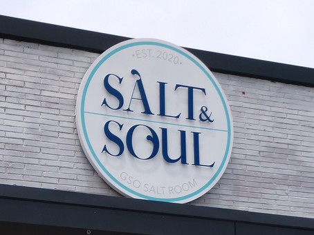 What the Heck is a Salt Room?