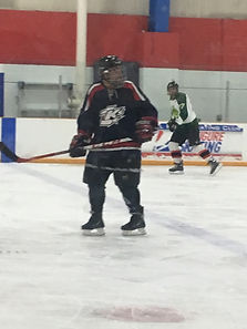 Don Troiano Playing Hockey