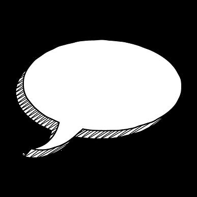 home school speech bubble