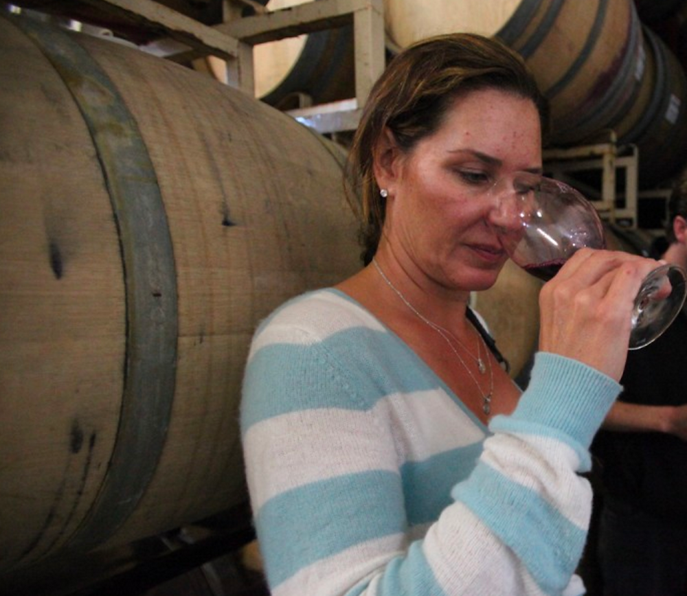 Carol Hoyt winemaker