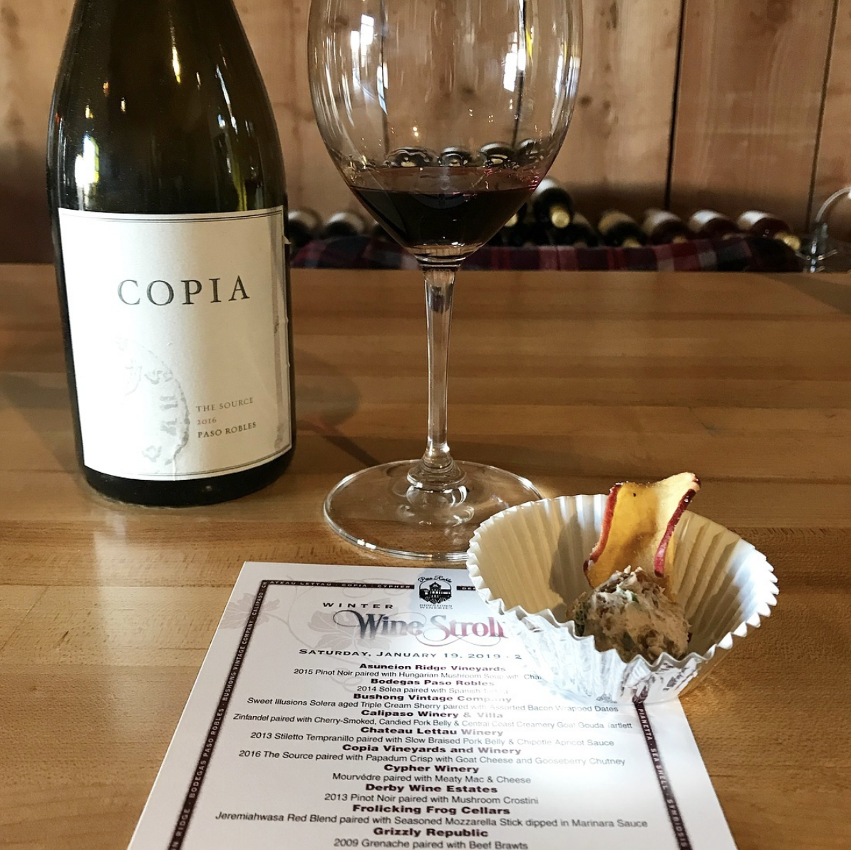 Copia Vineyards