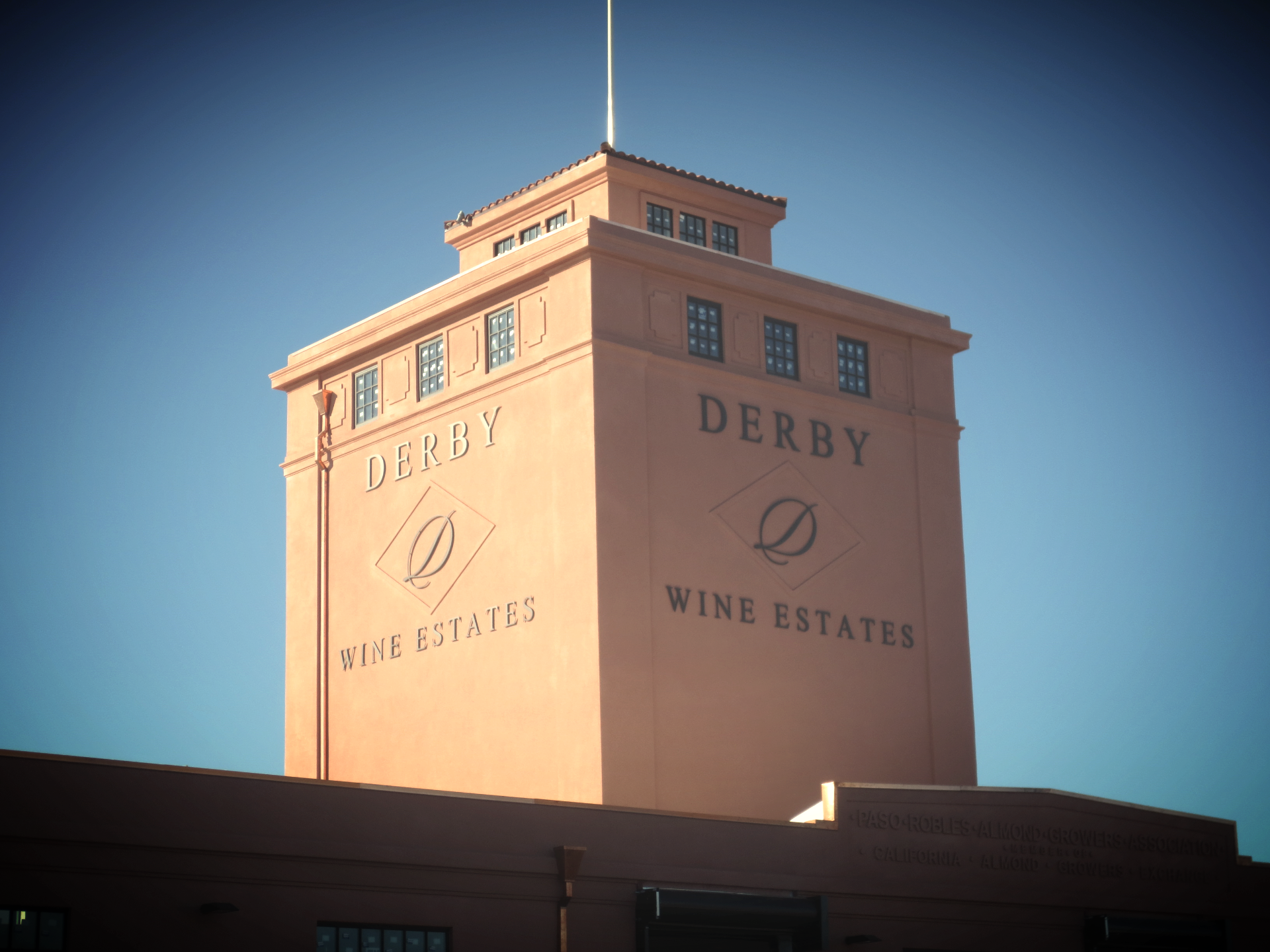 Derby Wine Estates - Historic Tower