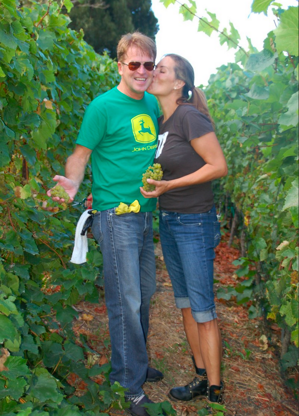 Stephen and Carol Hoyt-Hoyt Family Vineyards Paso Robles