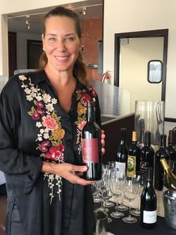Carol Hoyt-Hoyt Family Vineyards