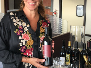 Downtown Paso Robles Wineries Featured at LA Wine Writers Luncheon