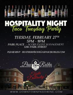 Hospitality-Night-Invite