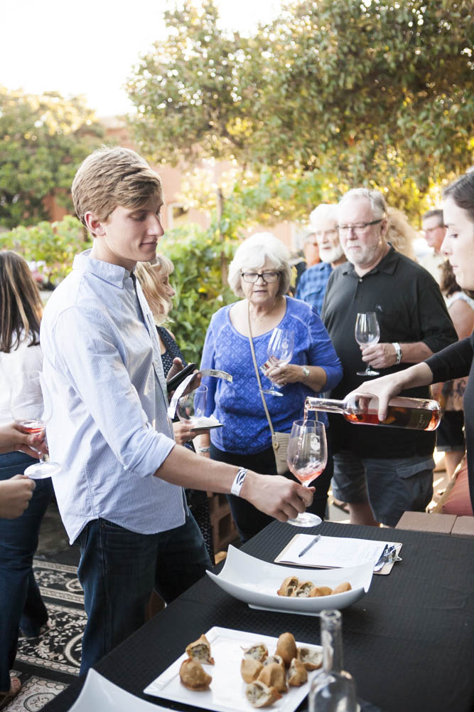Midsummer Wine Stroll at LXV