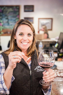 Owner, Caitlin at Pianetta Winery