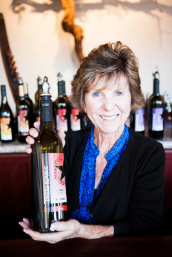 Owner,Judi of Grizzly Republic Wines