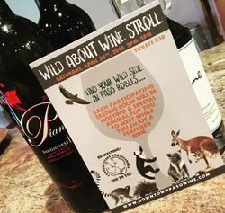 Pianetta Wild About Wine Stroll