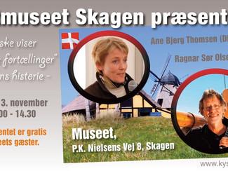 Kystmuseet Skagen præsenterer: