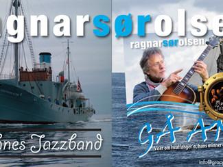 CD'n GÅ AN lansert 7.oktober 2017, kl 1600 på Hvalfangstmuseet i Sandefjord.