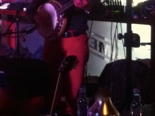 """RSO med Røshnes Jazzband på """"James Clark"""" i Sandefjord på lørdag, 5.april 2014"""