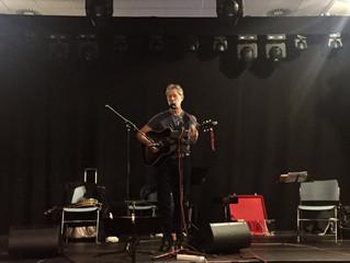 Nok en hyggelig vise-kveld i Skagen Viseklub i Kappelborg, Skagen, 6. november 2019.